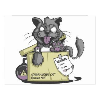 El gato de Schrodinger - nuevo Postales