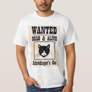 El gato de Schrodinger querido Camisas