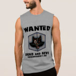 El gato de Schrodinger querido Camiseta Sin Mangas