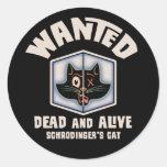 El gato de Schrodinger querido Etiquetas