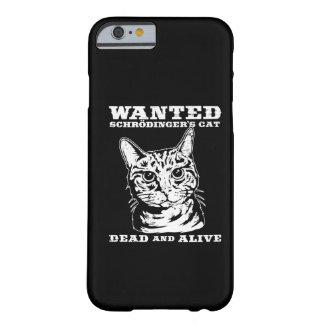 El gato de Schrodinger quiso muertos o alivecase
