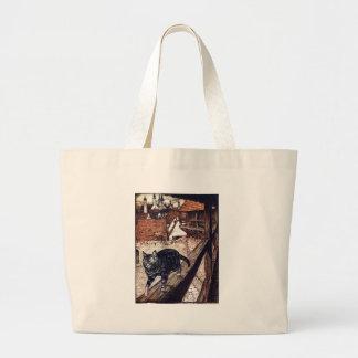 El gato del castillo por Rackham Bolsas