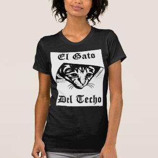 El Gato Del Techo Ceiling Cat T Shirt