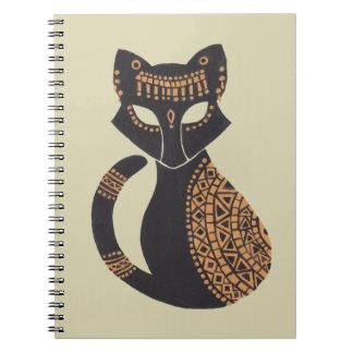 El gato egipcio libros de apuntes