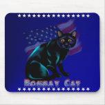 El gato Mousepad de Bombay Alfombrilla De Ratones