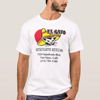 EL Gato Restaurante Mexicano T-Shirt