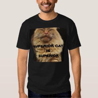 El gato superior es superior playera