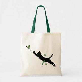 El gato y la mariposa bolsas