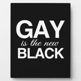 EL GAY ES EL NUEVO NEGRO - .PNG PLACAS PARA MOSTRAR