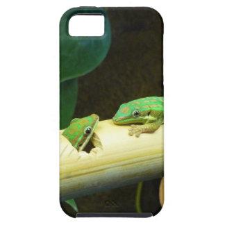 El Gecko del día dirige el caso del iPhone 5 iPhone 5 Case-Mate Carcasa