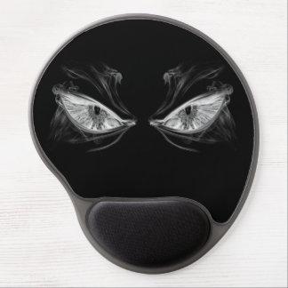El gel Mousepad del ojo del demonio Alfombrilla Gel