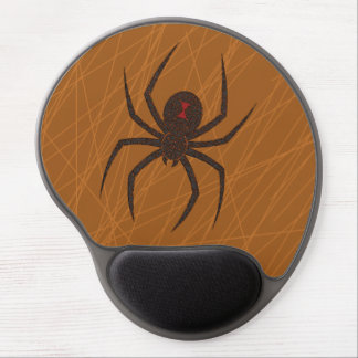 El gel Mousepad del Web de araña Alfombrilla De Raton Con Gel