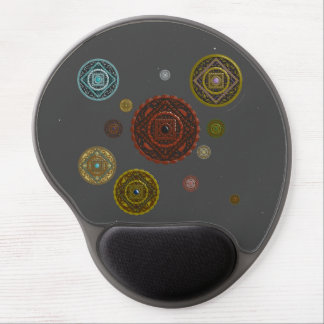 El gel Mousepad del zodiaco Alfombrilla Con Gel