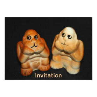El gemelo imita la invitación