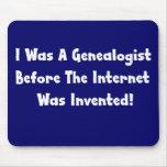 El Genealogist antes del Internet era inventa Tapetes De Raton