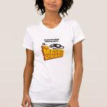 El Genealogist enmascarado - personalizado Camiseta