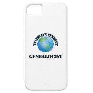 El Genealogist más atractivo del mundo iPhone 5 Cárcasas