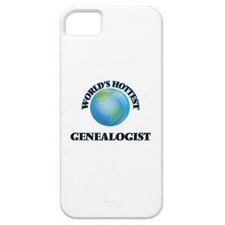El Genealogist más caliente del mundo iPhone 5 Cárcasa