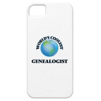 El Genealogist más fresco del mundo iPhone 5 Fundas