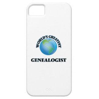 El Genealogist más grande del mundo iPhone 5 Carcasa