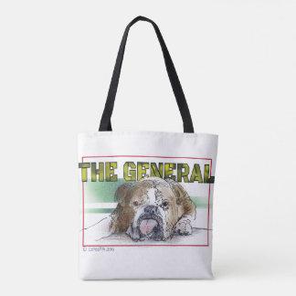 El general bolsa de tela