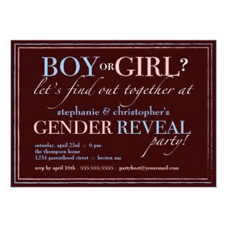 El género elegante del bebé del muchacho o del chi