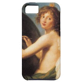 El genio de Alexander de Louise Elisabeth Vigee iPhone 5 Funda