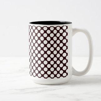 El genio preparado potente innova taza de dos tonos