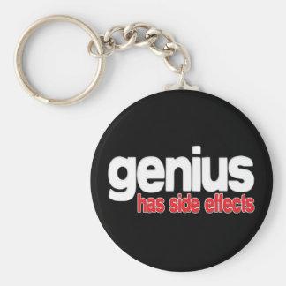 El genio tiene efectos secundarios llaveros