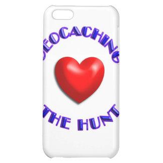 El geocaching del amor y la caza