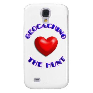 El geocaching del amor y la caza funda para galaxy s4
