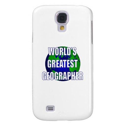 El geógrafo más grande del mundo