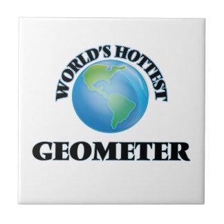 El geómetra más caliente del mundo azulejos ceramicos