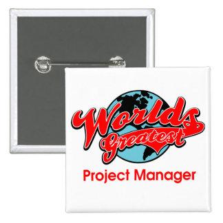 El gestor de proyecto más grande del mundo pin