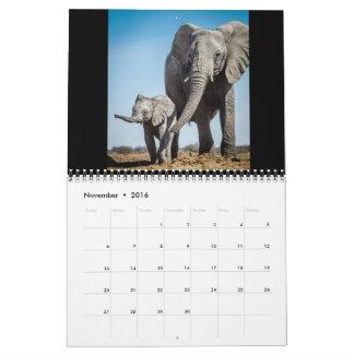 El Giants más pequeño Calendario De Pared
