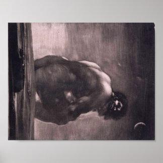 El gigante de Francisco de Goya Póster