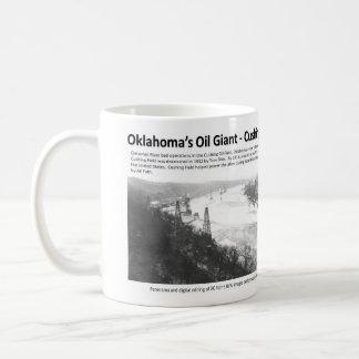 El gigante petrolero de Oklahoma - campo de Taza