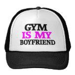 El gimnasio es mi novio
