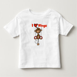 El gimnasta ama las camisetas y los regalos de los polera