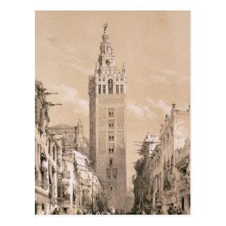 El Giralda Sevilla Tarjeta Postal