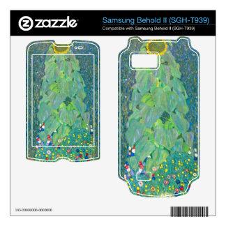 El girasol de Gustavo Klimt Samsung Behold II Skin