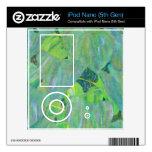 El girasol de Gustavo Klimt Skin Para El iPod Nano 5G