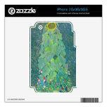 El girasol de Gustavo Klimt Skin Para El iPhone 2G