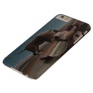 El gitano durmiente de Henri Rousseau Funda De iPhone 6 Plus Barely There