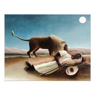 El gitano durmiente de Rousseau 1897 Anuncios Personalizados