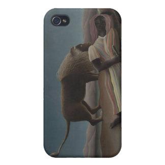 El gitano durmiente iPhone 4/4S funda