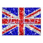 """El Glitz Reino Unido """"usted es"""" invitación"""