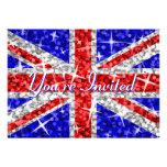 """El Glitz Reino Unido """"usted es"""" invitación invitad"""