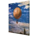 El globo, 1878 impresión en lienzo estirada