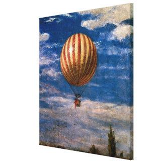 El globo, 1878 impresiones en lienzo estiradas